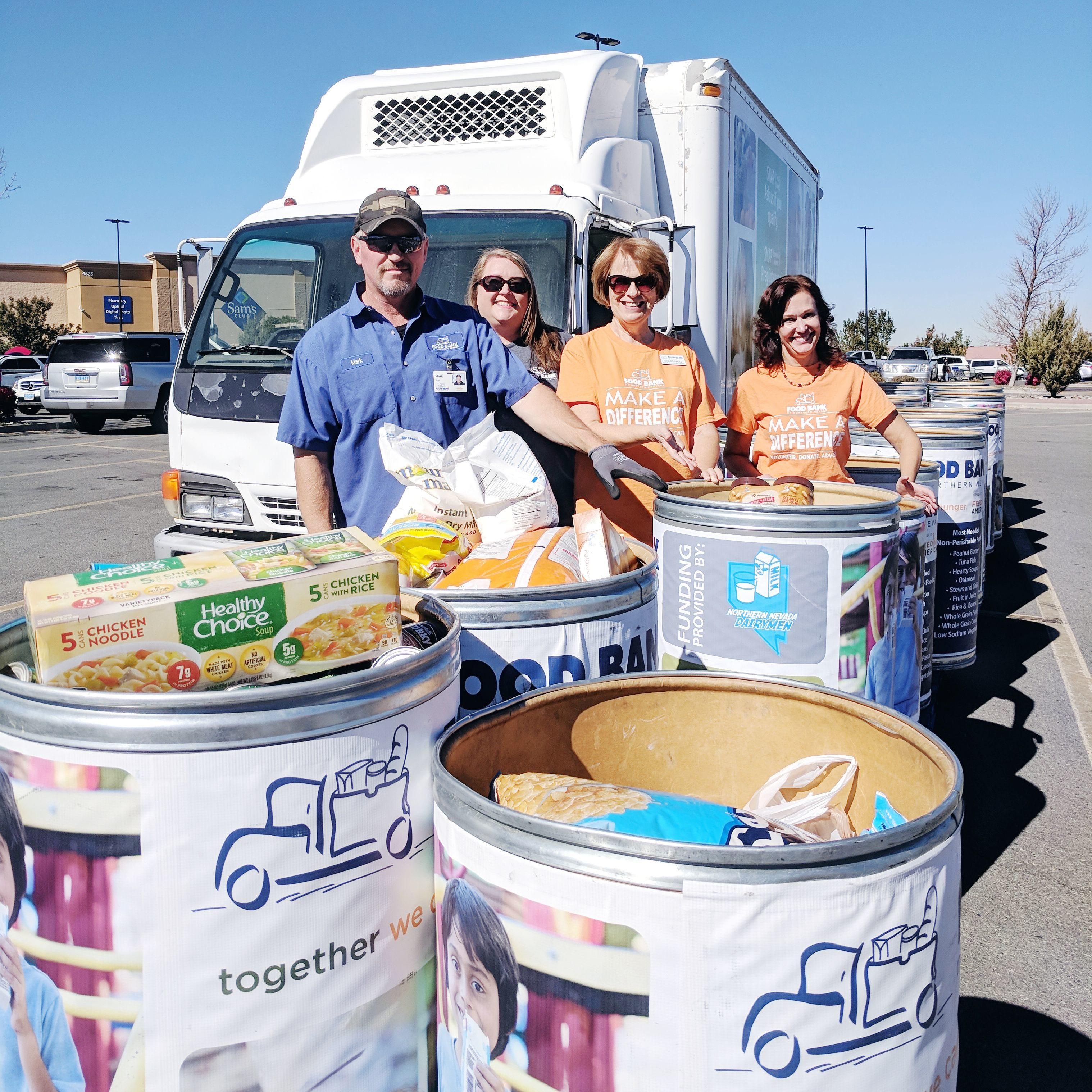Careers - Food Bank of Northern Nevada