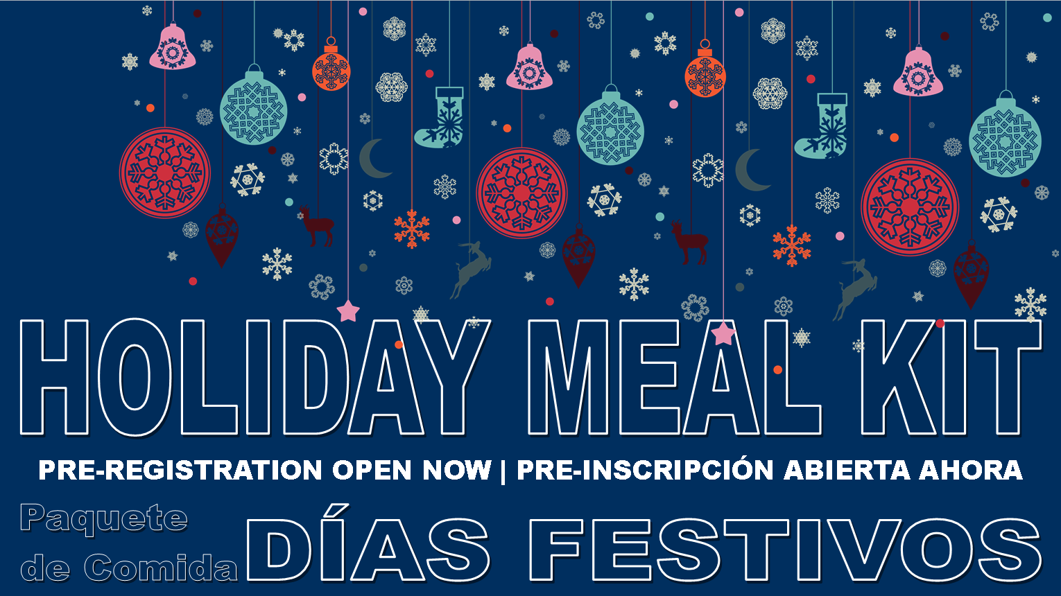 Holiday Meal Distributions